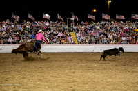 Calf Roping & Steer Wrestling