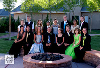 Pineview Sr. Prom Group Photos 2012